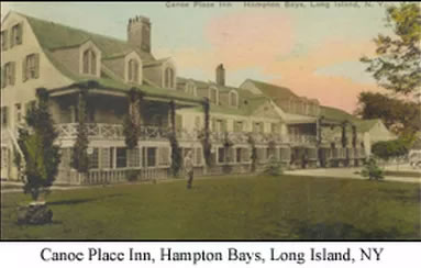 Canoe Place Inn - Hampton Bays