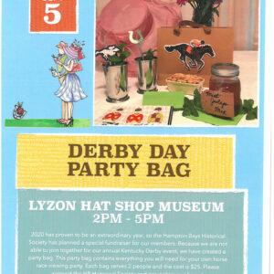 Derby Day Bag 2020
